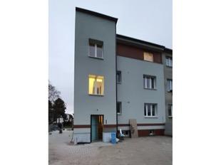 Apartment building in Prague-Ďáblice