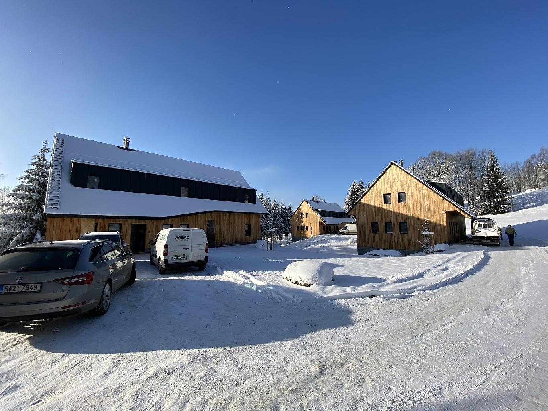 Luxurious apartments in the Jizera Mountains 1/7