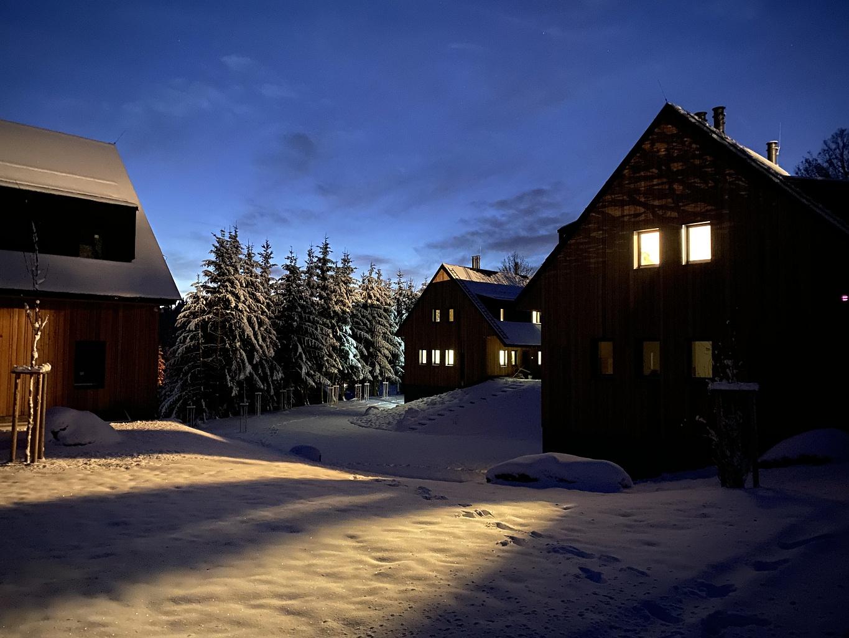 Luxurious apartments in the Jizera Mountains 7/7