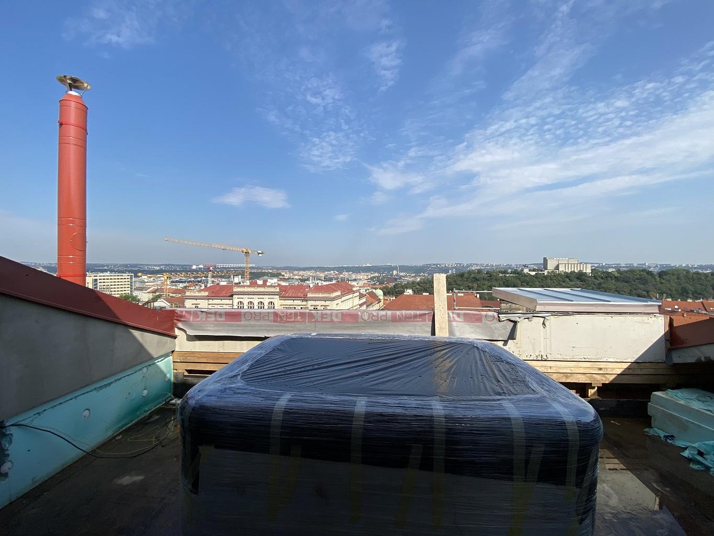 Duplex apartments in Praha-Žižkov 1/4