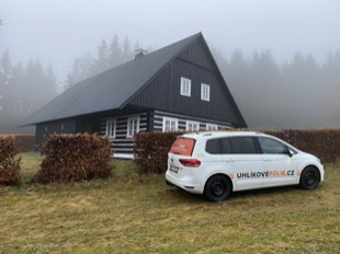 Recreational house in Orlicke hory
