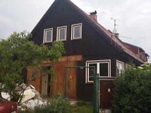 Holiday house in Přední Výton