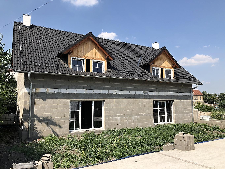 Family house in Kladno 1/9