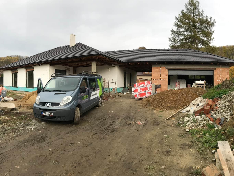 Family house in Střítež nad Ludinou 1/3